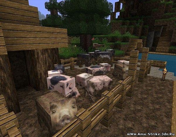 самый лучший текстур пак для minecraft ...: aeterna.qip.ru/blogs/post/7296136